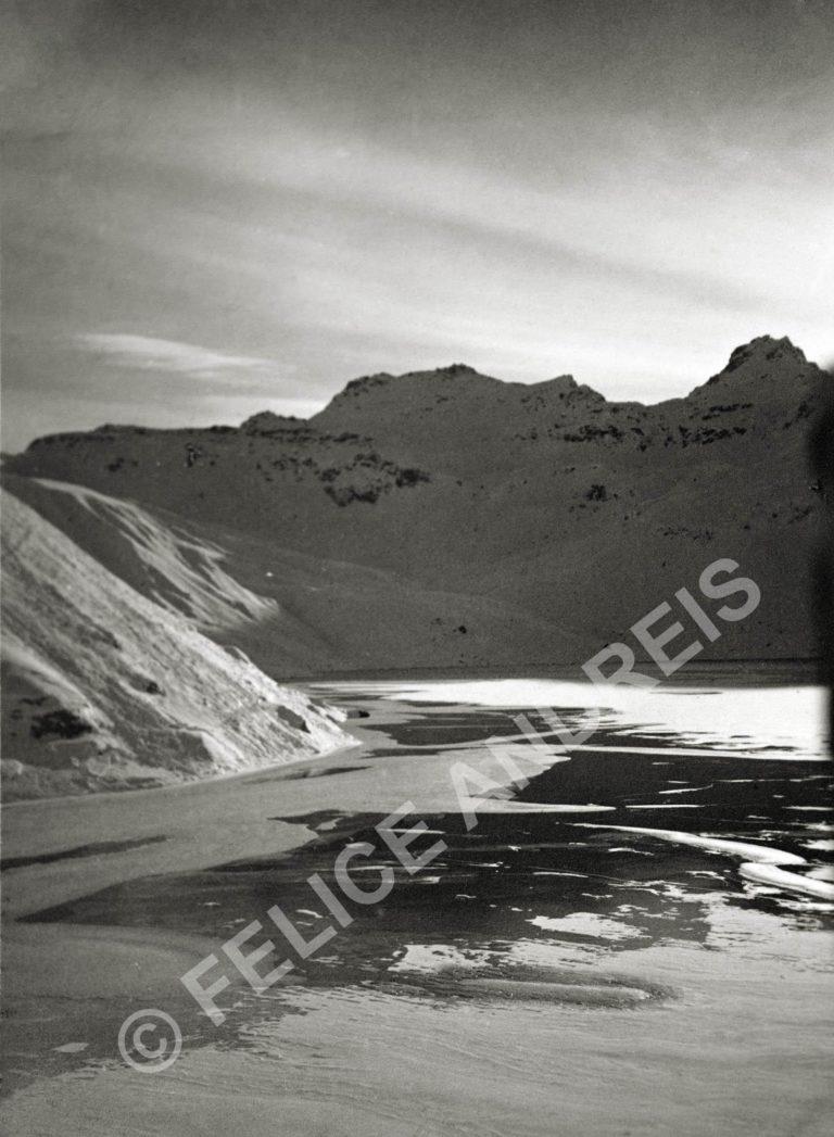 lago del Vannino; 1929