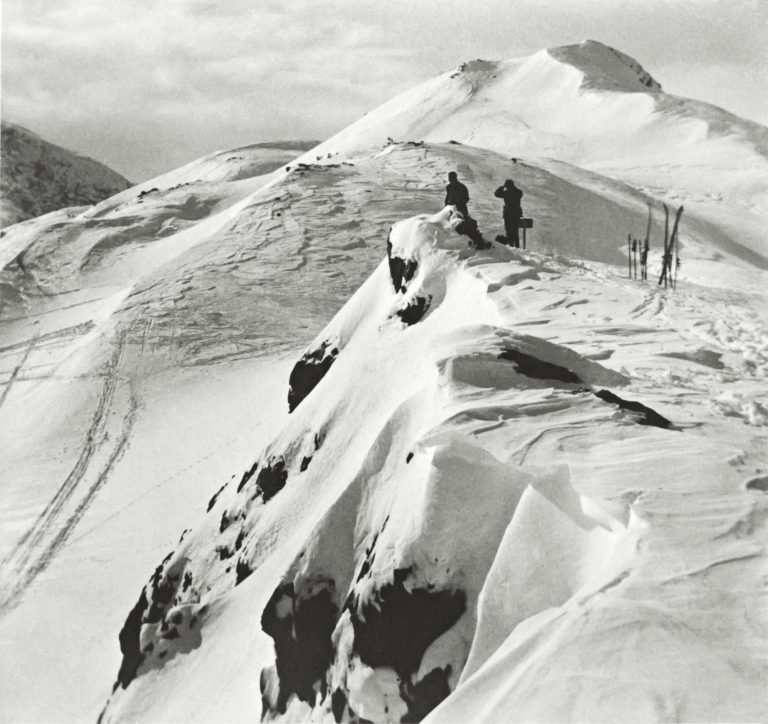 Colle Saurel, 1926