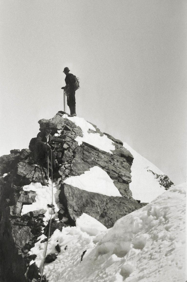 Schwarzhorn,  1927