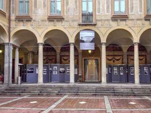 Palazzo Isimbardi, Milano, 2013