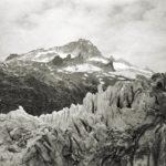 Ghiacciaio del Rodano, 1933