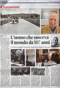 Articolo il Tirreno
